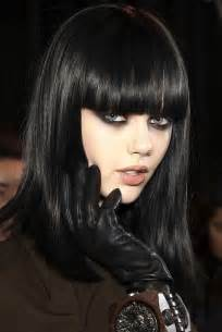 is black a hair color jet black 7 amazing hair colors to try in 2014 without