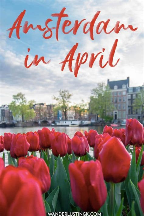 amsterdam  april weather  tips