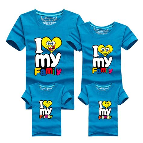 Matching Clothes Store Aliexpress Buy 1piece New Family Matching T