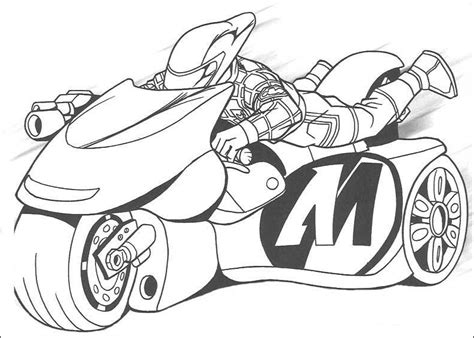 motorcycle coloring pages coloring pages to print