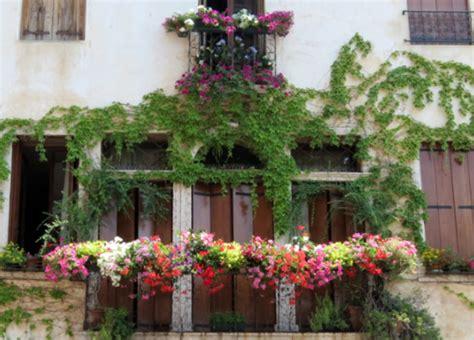 immagini di balconi fioriti quot balconi fioriti e angoli suggestivi quot a marostica