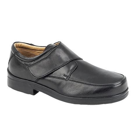 s wide velcro shoes velcro footwear wide fit shoes