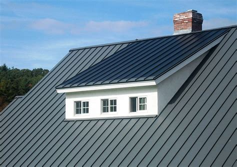 Metal Roof Dormer shed dormer metal roof houses