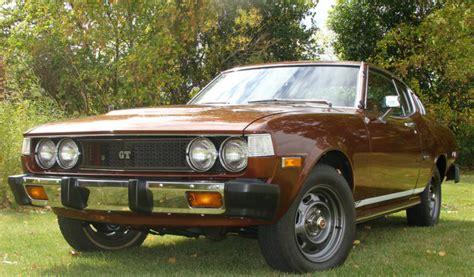 1977 toyota celica japanese nostalgic car