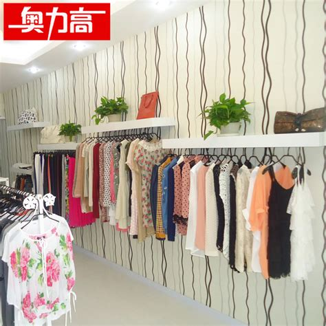 clothing store clothes rack display clothing display rack