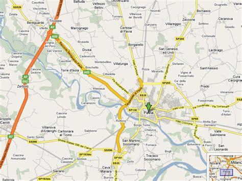 pavia maps dcl de workshops