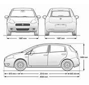 Fiat Punto Grande Hatchback 5d • Dane Techniczne