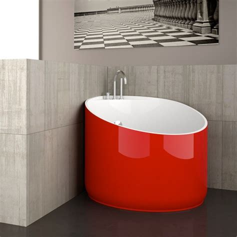 miniature bathtub the mini bathtub is specially created for small bath spaces