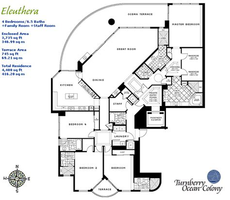 turnberry colony floor plans turnberry colony isles 16047 16051