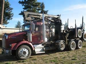 Logging Truck Tires For Sale 1993 Kenworth T800 Logging Truck For Sale In Cle Elum