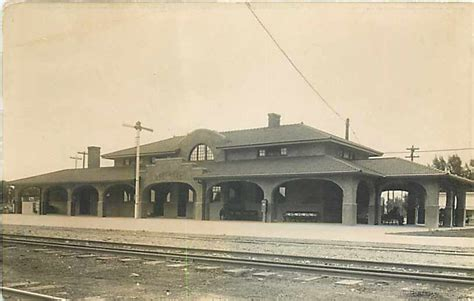 railroad stations in colorado