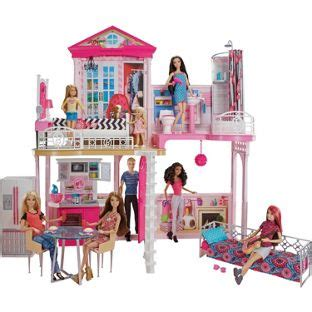 barbie dolls house argos top children s toys for christmas 2015