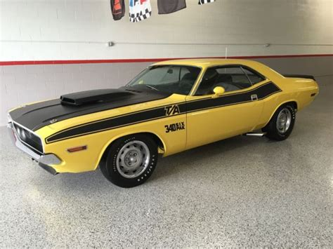 grand spaulding dodge 1970 dodge challenger t a sold new at mr norms grand