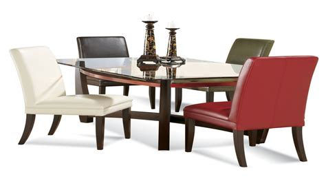 rectangle glass dining room tables dining sets for small areas rectangular glass dining room