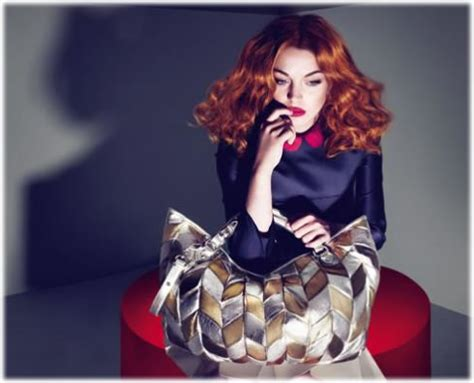 Prada Miu Miu Lindsay Lohan For Miu Miu Ad Caign Pictures by Miu Miu Handbags And Purses Page 9 Of 9 Purseblog