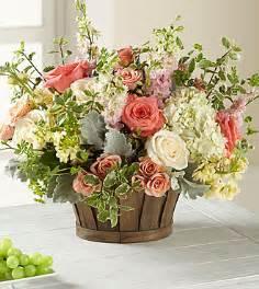 the ftd 174 bountiful garden bouquet