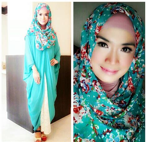 tutorial hijab ria ricis berhijab simple dan chic ala yulia rahman tutorial