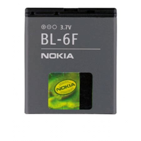 Vizz Baterai Battery Power Nokia Bl 6f Bl6f 2350 Mah brand new original nokia bl 6f bl6f bl 6f battery for nokia n95 8g n78 n79 etc