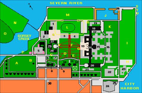 map us naval academy navpooh s naval academy map