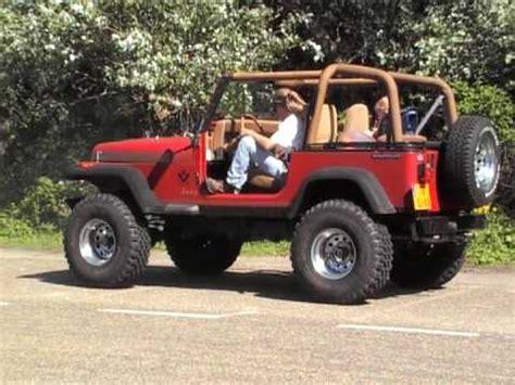 chevy jeep my jeep wrangler v8 chevy 350 5 7 ltr