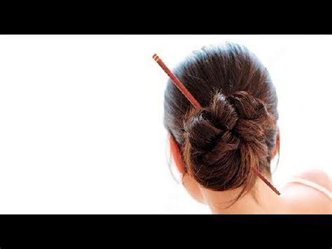 short hair: chopsticks youtube