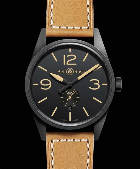 Bell Ross bell and ross pilot watches