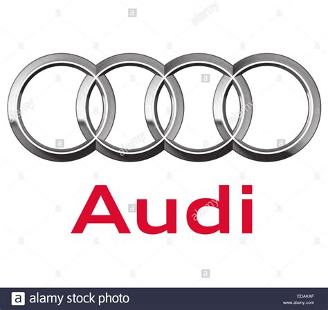 logo audi audi logo icon sign stock photo royalty free image