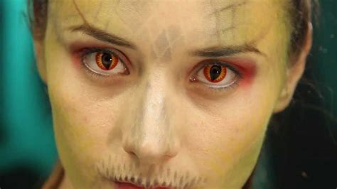 Spooky Trend Colored Contacts by Eye Contact Lenses