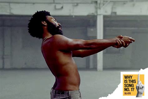 childish gambino all i want for christmas why childish gambino s this is america reached no 1 on