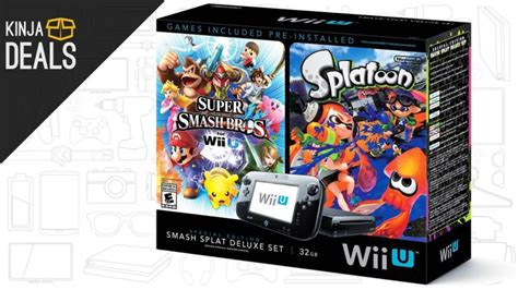best wii u deals the best wii u black friday deal is available now