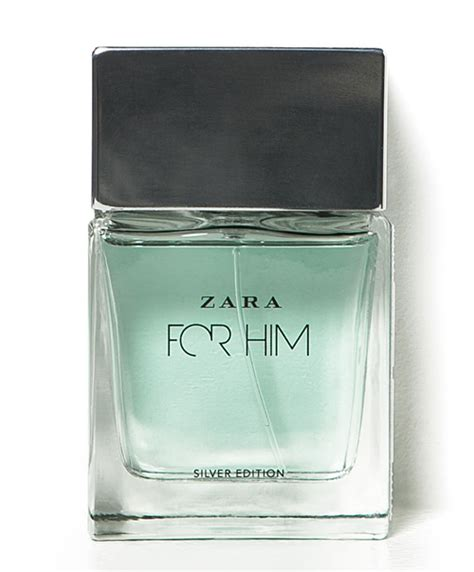 Parfum Zara Silver zara for him silver edition zara cologne a fragrance for