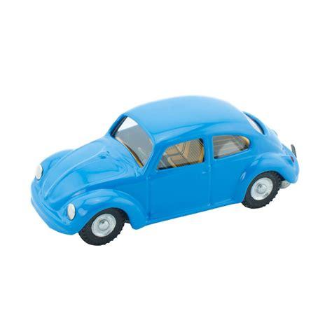 car toy blue wind up toy beetle car handmade toys czech toys