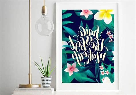 Cetak Poster Murah A0 Bahan Hasil Cetak Berkualitas Hiasan Dinding cetak poster stiker termurah berkualitas percetakan