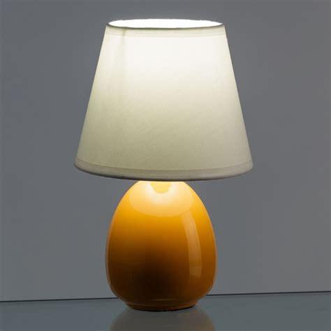 mesita de noche moderna l 225 mpara para mesita de noche moderna naranja de cer 225 mica