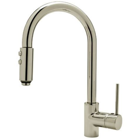 rohl pull out kitchen faucet rohl ls59l modern architectural pull out pull kitchen