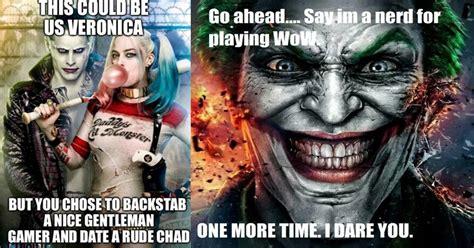 joker meme these gamer joker memes are exles of next level cringe