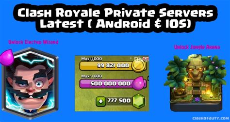 clash of duty gamers paradise tech news you can get download clash royale mod apk v1 8 6 android ios now