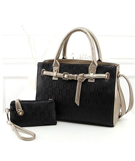 Fashion Bag Import P1923 Black p702 black tas branded wanita model terbaru import