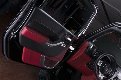 Trim Lu Cabin Interior Dalam Chrome Jeep Wrangler Rubicon Jk vilner jeep wrangler by vilner