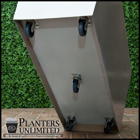 Casters For Planters by Planters On Casters Exles