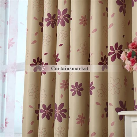 cheap purple curtains amazing quality but cheap purple curtains of flowers