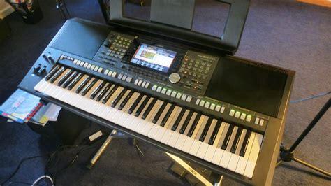 Keyboard Yamaha Psr S970 Di Medan yamaha psr s970 image 1795046 audiofanzine