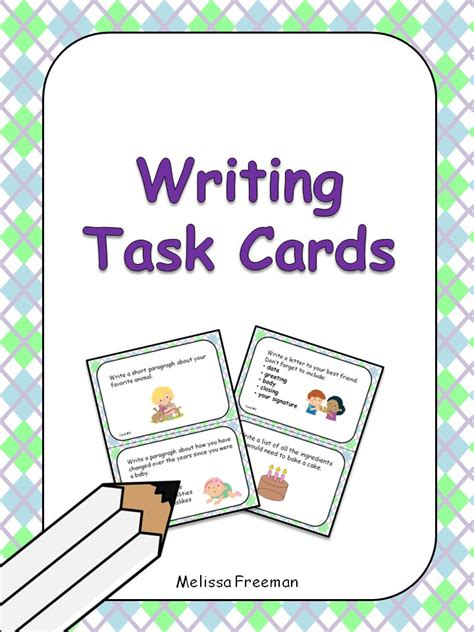 Writing Template For Cards Kindergarten by 17 Best Images About Writing Grade On