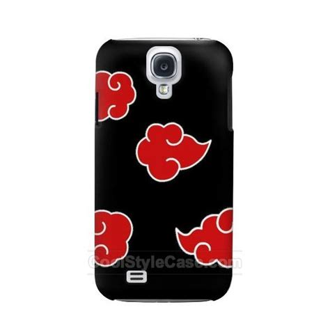 naruto themes for samsung galaxy s4 naruto akatsuki cloak samsung galaxy s4 case lower prices