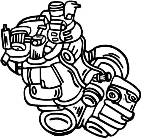 car engine coloring page parts of the fish coloring pages coloring pages