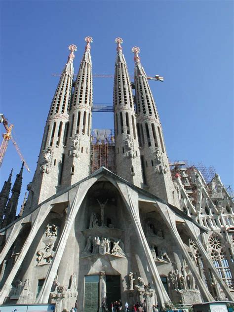 the sagrada familia gauds another one for my bucket list la sagrada familia in barcelona spain