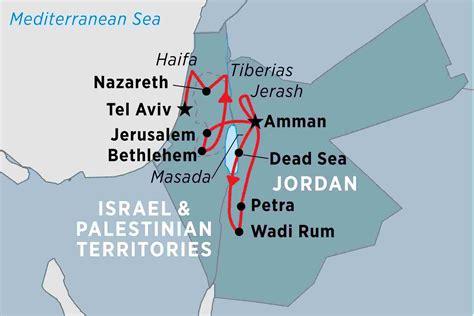 jordan israel  palestinian territories peregrine