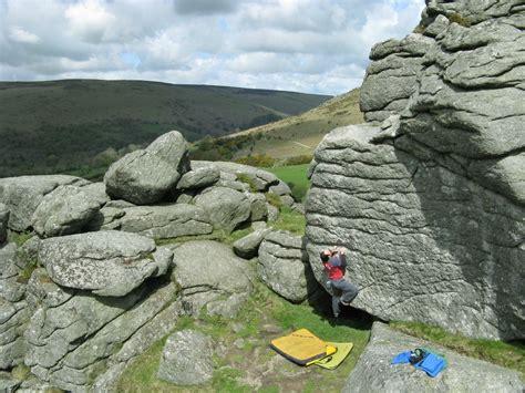 better bouldering rock climbing on dartmoor bouldering introduction