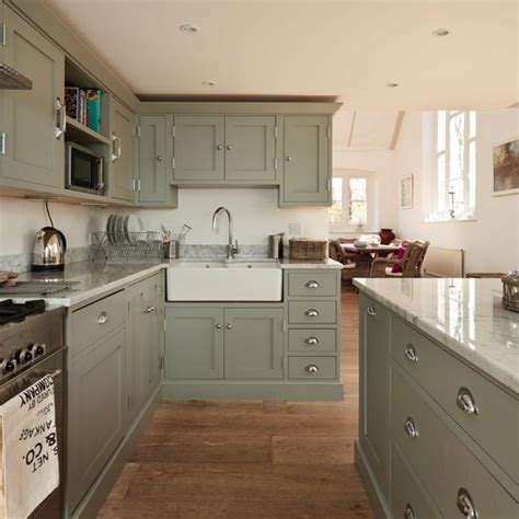 grey and green kitchen green painted kitchen decorating ideas housetohome co uk
