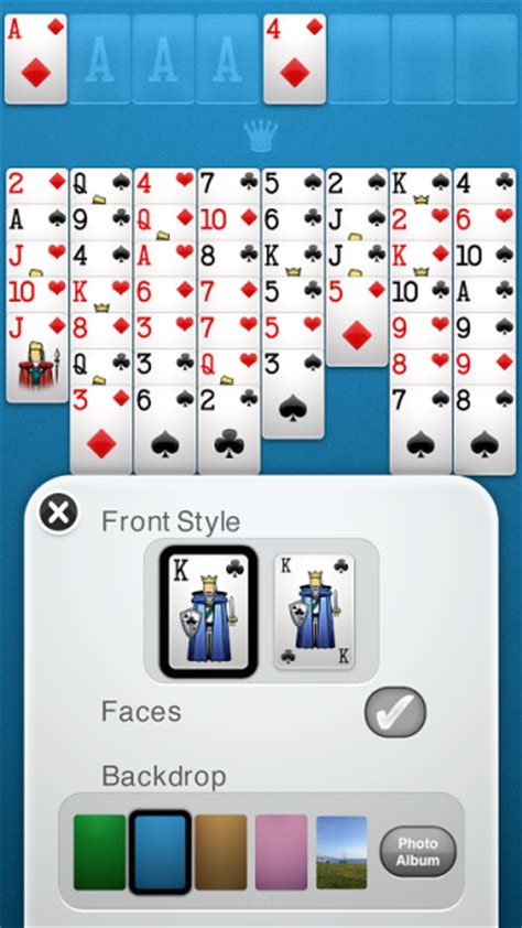 free solitaire for android freecell solitaire apk for android aptoide
